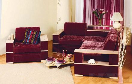 Мягкая мебель «Фаворит 2»