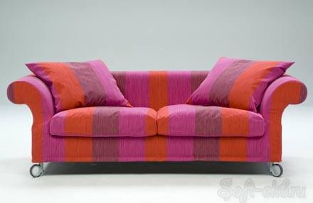 Мягкая мебель «Soho»