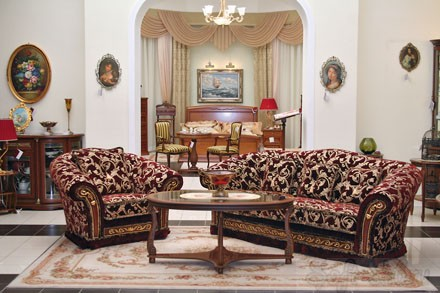 Мягкая мебель  «Мерседес»
