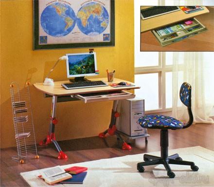 Компьютерный стол-трансформер CONDUKTOR