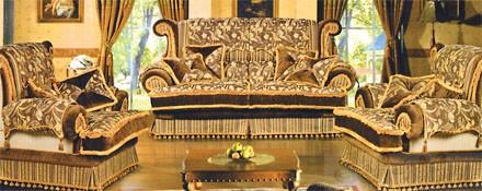 Мягкая мебель «Петр I»