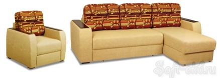 Мягкая мебель «Сеньор 7»