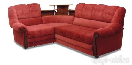 Мягкая мебель «Визит» с барной стойкой