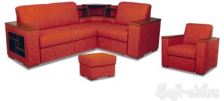 Мягкая мебель «Плаза»