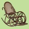 Кресло-качалка «Династия»